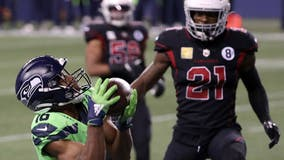 Key defensive play leads Seahawks to 28-21 victory over Cardinals