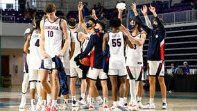 Two Gonzaga basketball players out for COVID protocols