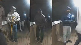 'It was terrifying:' Renton Police seek ID of gunmen who kicked in sleeping family's door