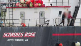 Coast Guard opens hearing into 2019 sinking of crab boat Scandies Rose