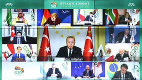 Virtual G-20 summit ends with support for COVID-19 vaccines for all