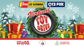 2020 Les Schwab Q13 FOX Virtual Toy Drive