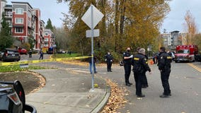 Two King County deputies shot in Woodinville, one suspect dead