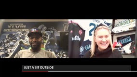 'Just A Bit Outside' Episode 5 with former Seahawk Cliff Avril