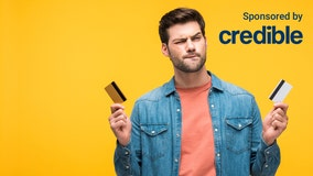 Can you pay off a credit card with a credit card?