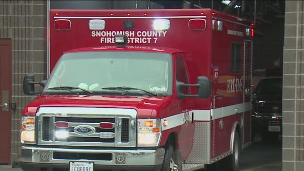 In alarming trend, 911 calls for COVID breaking pandemic records in Snohomish County