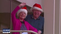 Residents at local assisted living center make the most of quarantining during holidays