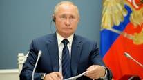 Russia's Putin congratulates Biden on winning U.S. presidential election