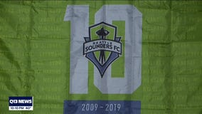 Supporting the Sounders during their Championship run in a pandemic
