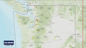 Cluster of earthquakes in Puget Sound considered 'normal', earthquake researchers say
