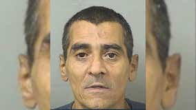 Florida man poured gasoline on woman, set her on fire, police say