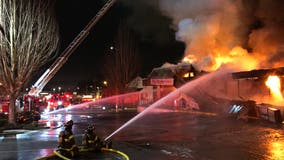 Fire that gutted Lake City strip mall was intentionally set, investigators say