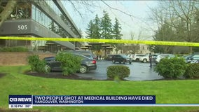 Police: Man fatally shot receptionist, himself in Vancouver