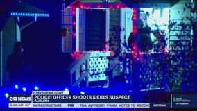 One dead in Auburn police shooting