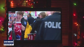 Tacoma modifies 3-decade-old tradition of 'shop with a cop' meet due to COVID-19 restrictions