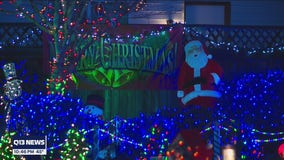 Pacific Northwest Christmas lights shine bright in a dark year
