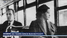 65th anniversary of Bus Boycott marked in Montgomery