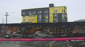 Fire that destroyed Lake City strip mall declared arson