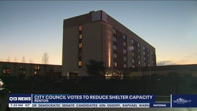 Renton City Council votes to reduce shelter capacity