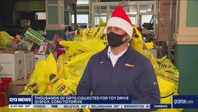Thousands of gifts collected for children in need