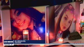 Friends hold vigil for two women hit by a car showing off at a car meet in Auburn