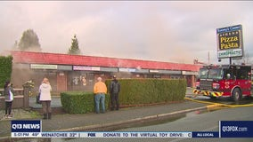 Fire at Auburn strip mall impacts five businesses