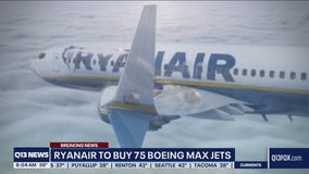 Irish airline places big Boeing order