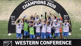 Sounders advance to MLS Cup finals after 3-2 victory against Minnesota