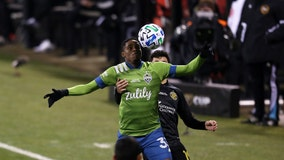Sounders fall to Columbus Crew 3-0 in MLS Cup Final