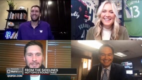 'Just A Bit Outside' Episode 9 with Brady Henderson, Spencer Hawes, Braden Bishop and Brooke Fox