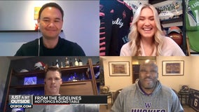 'Just A Bit Outside' Episode 10 with Kenny Mayne, Terry Hollimon and Bryan Walters