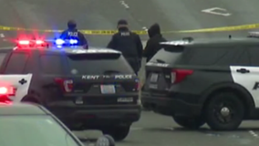 One injured in Christmas Day shooting in Kent