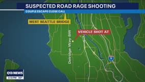 Road rage suspected in Seattle shooting that injured couple in their 70s