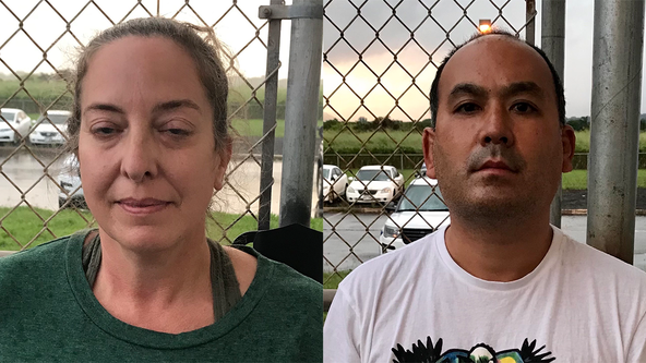 Couple arrested after boarding plane to Hawaii knowing they were infected with COVID-19