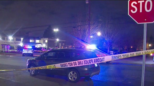 Man killed in Tacoma shooting, police say
