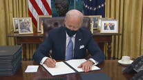 Local Muslim-Americans optimistic about future after President Biden reverses travel ban