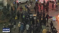 Protests continue after Tacoma police officer runs through crowd