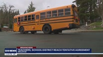 Bellevue teachers, district reach tentative agreement