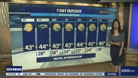 Saturday forecast chilly with lots of sunshine