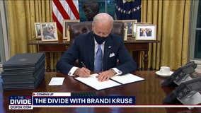 The Divide How the press covers Joe Biden matters