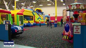 Owner of indoor inflatable party house 'totally stoked' for Phase 2