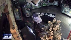 Burglars break into and steal merchandise at a Kitsap County pot shop