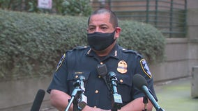 'We cannot have it:' SPD Chief announces tougher policy on prosecuting property damage suspects