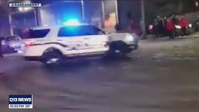 Community reacts to Tacoma Police Department's cruiser incident