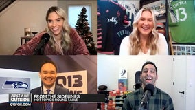 'Just A Bit Outside' Episode 12 with Carla Marie & Anthony and Jackie Montgomery