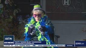 Seahawks fan 'Mama Blue' in top three finalists for NFL's 'Fan of the Year' program