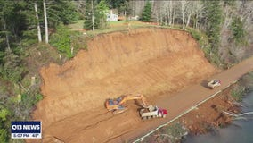 Landslides pose current, future threats along SR 109 in Grays Harbor County