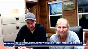Renewed concerns over Tolt Dam Warning System after weekly audio test goes silent