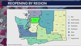 Counties question regional reopening plan, Inslee doesn't budge