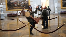 Southwest Washington man charged with entering Capitol during siege